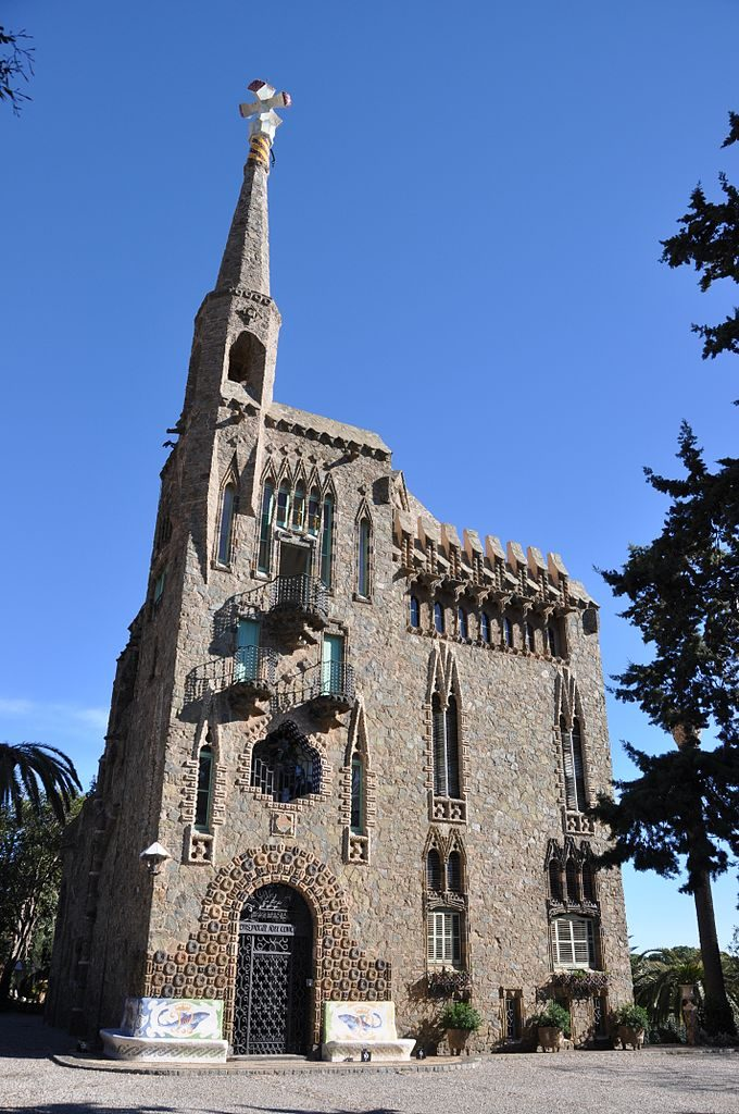 Torre Bellesguard, fot. Catalan Art & Architecture Gallery (Josep Bracons) Barcelona / CC BY-SA 2.0