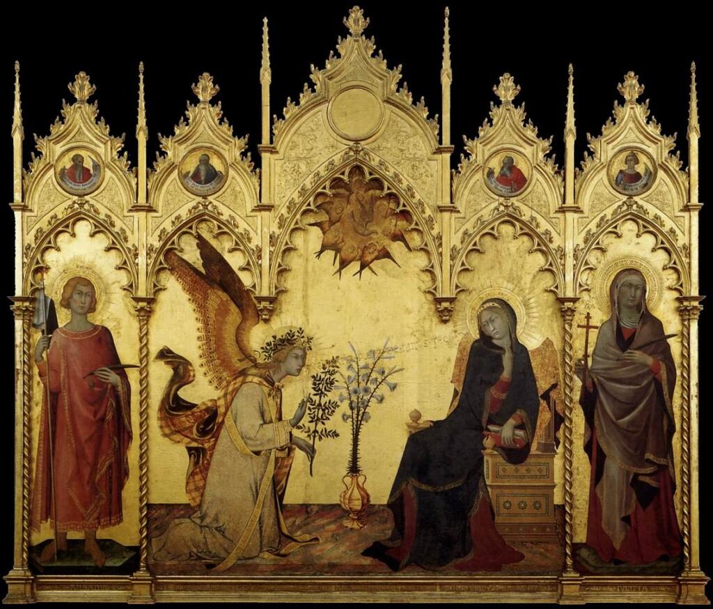 Zwiastowanie Marii Pannie