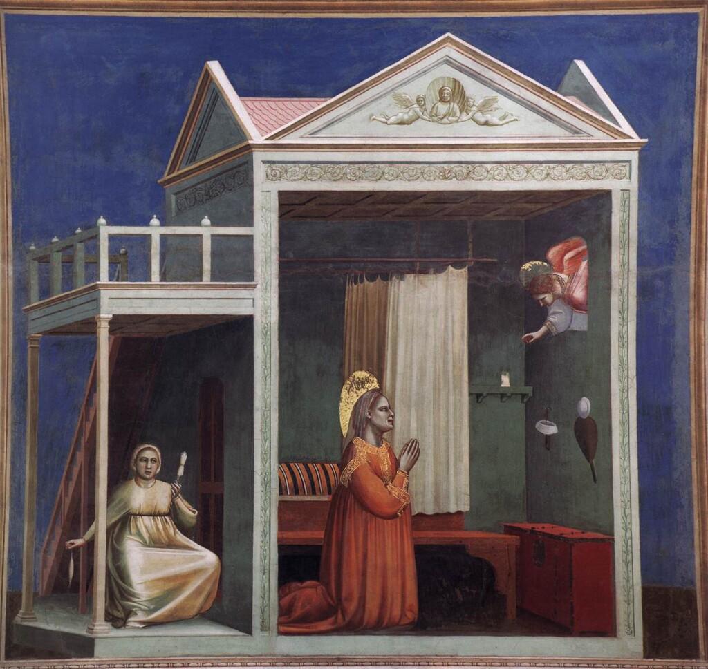 Zwiastowanie Annie (Giotto)