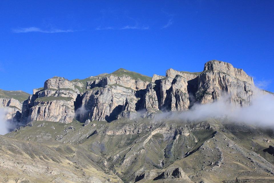 Skały Kaukazu