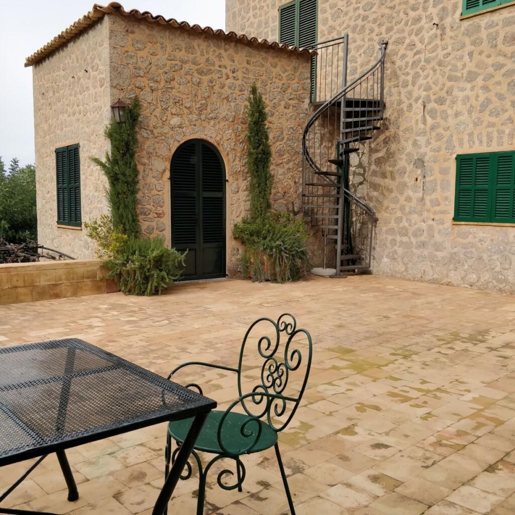 Canellun – dom Roberta Gravesa na Majorce, fot. Uri Wollner