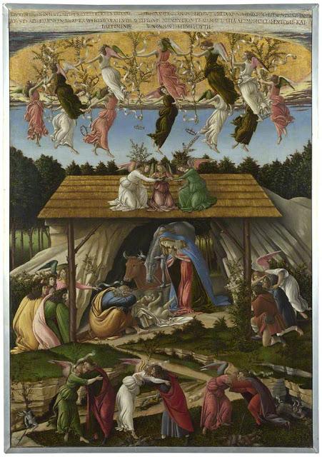 Anioły Botticellego