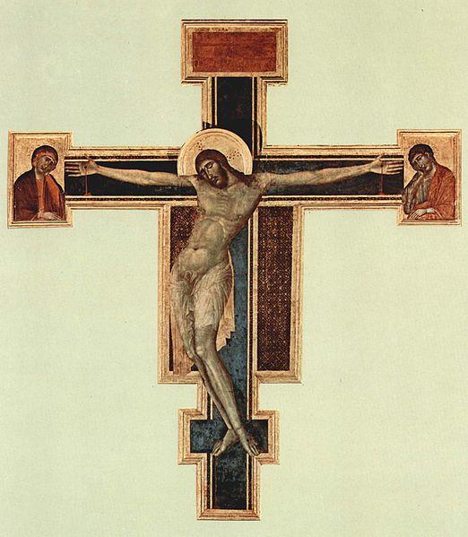 Krucyfiks Cimabuego