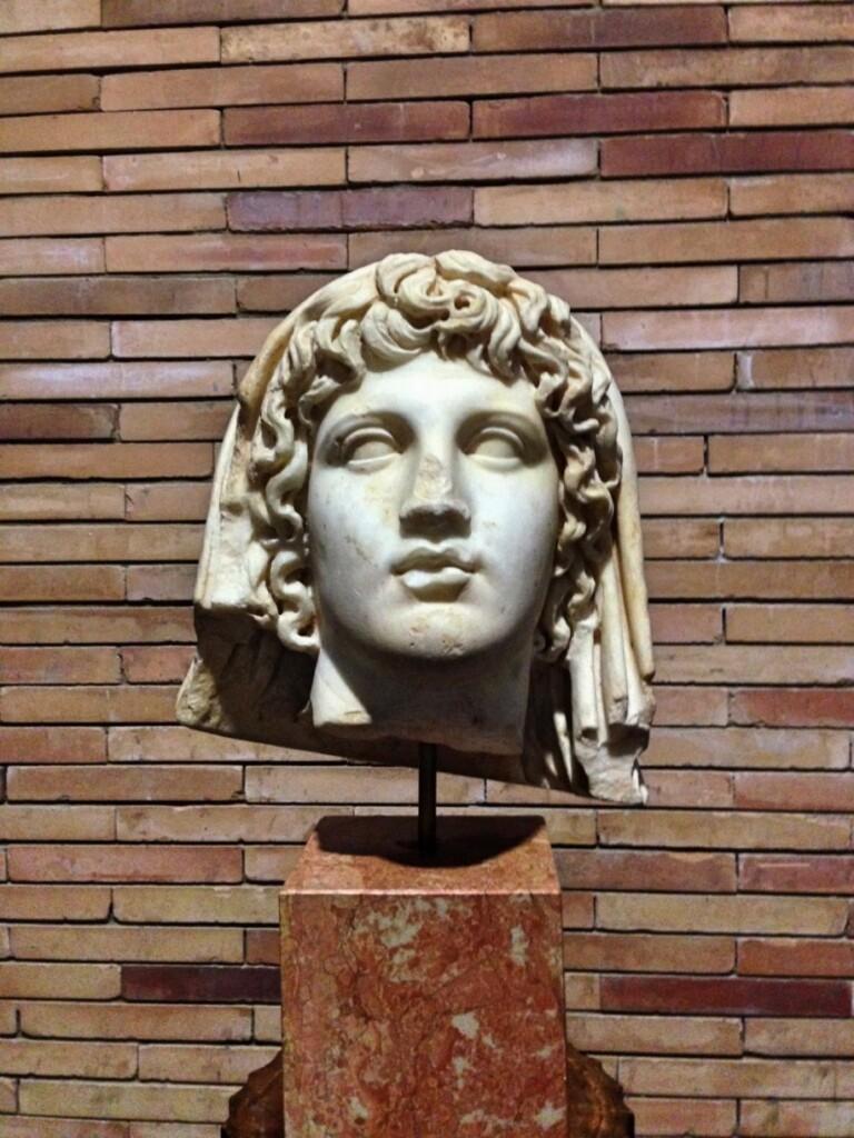 W Meridzie antyczny Rzym obecny jest na każdym kroku