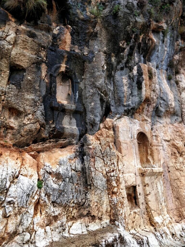 Stanowisko archeologiczne wBanias, fot. Uri Wollner