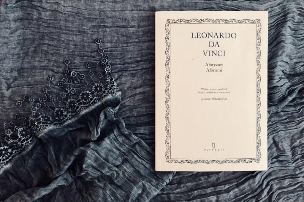 Leonardo Da Vinci Aforyzmy Aforismi W Tłum J Mikołajewskiego