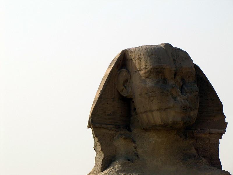 Sfinks, fot. David Berkowitz / Flickr