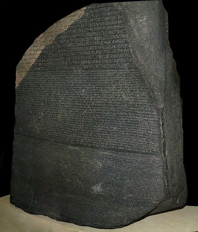 Kamień zRosetty