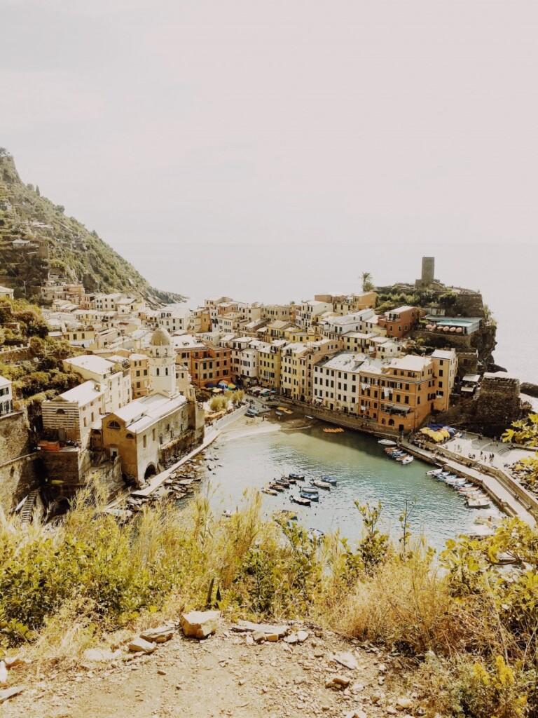 Liguryjska perła: Cinque Terre, fot. Linh Nguyen