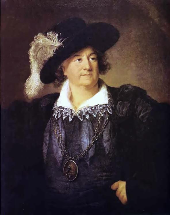 Élisabeth Vigée-Lebrun, Stanisław August Poniatowski