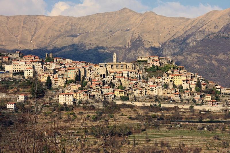 Panorama Triory, fot. Alessandro Vecchio / Wikimedia Commons