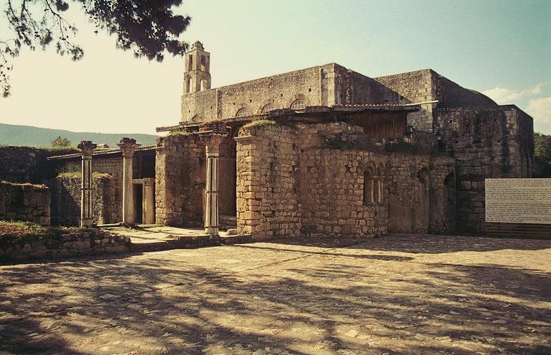 Kościół Mikołaja wDemre wTurcji (dawna Mira), fot. Klaus-Peter Simon / Wikimedia Commons, CC BY-SA 3.0