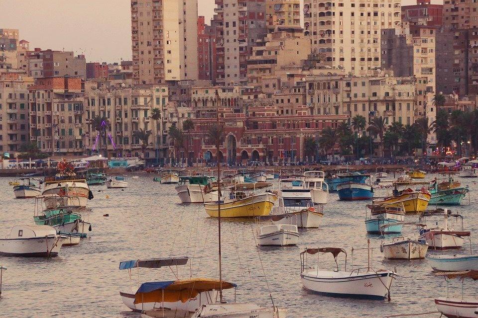 Aleksandria wEgipcie