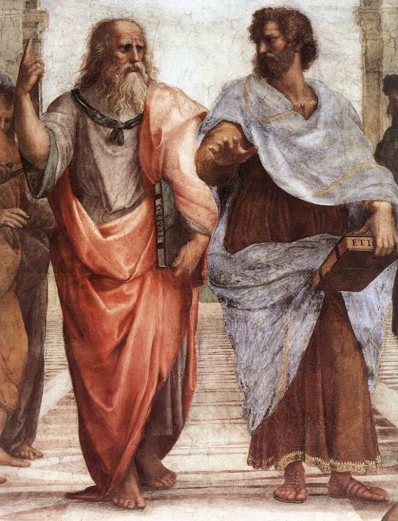 Platon iArystoteles