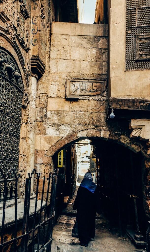 Kairska starówka