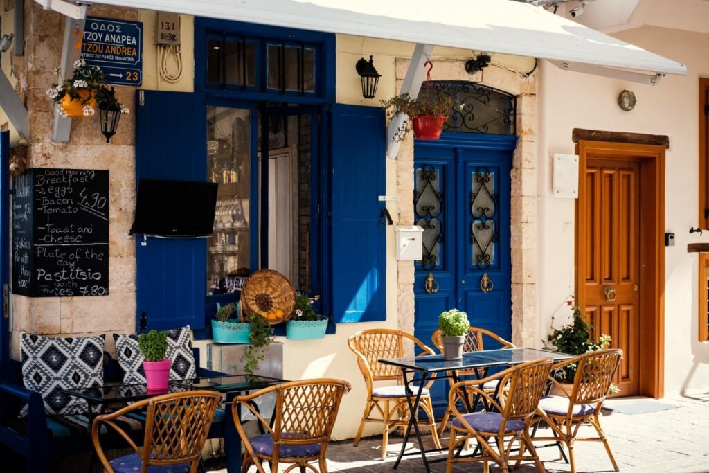 Wizyta na Krecie to okazja do poznania tamtejszej kuchni izwyczajów