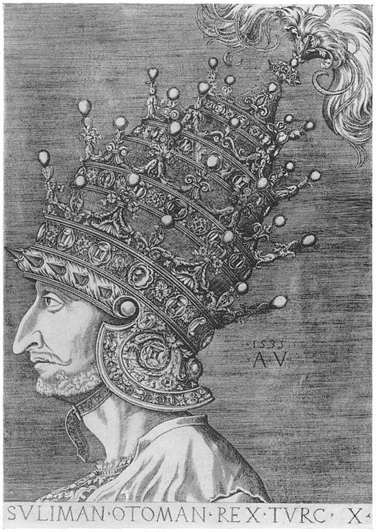 Sulejman widziany oczami Agostina Veneziano