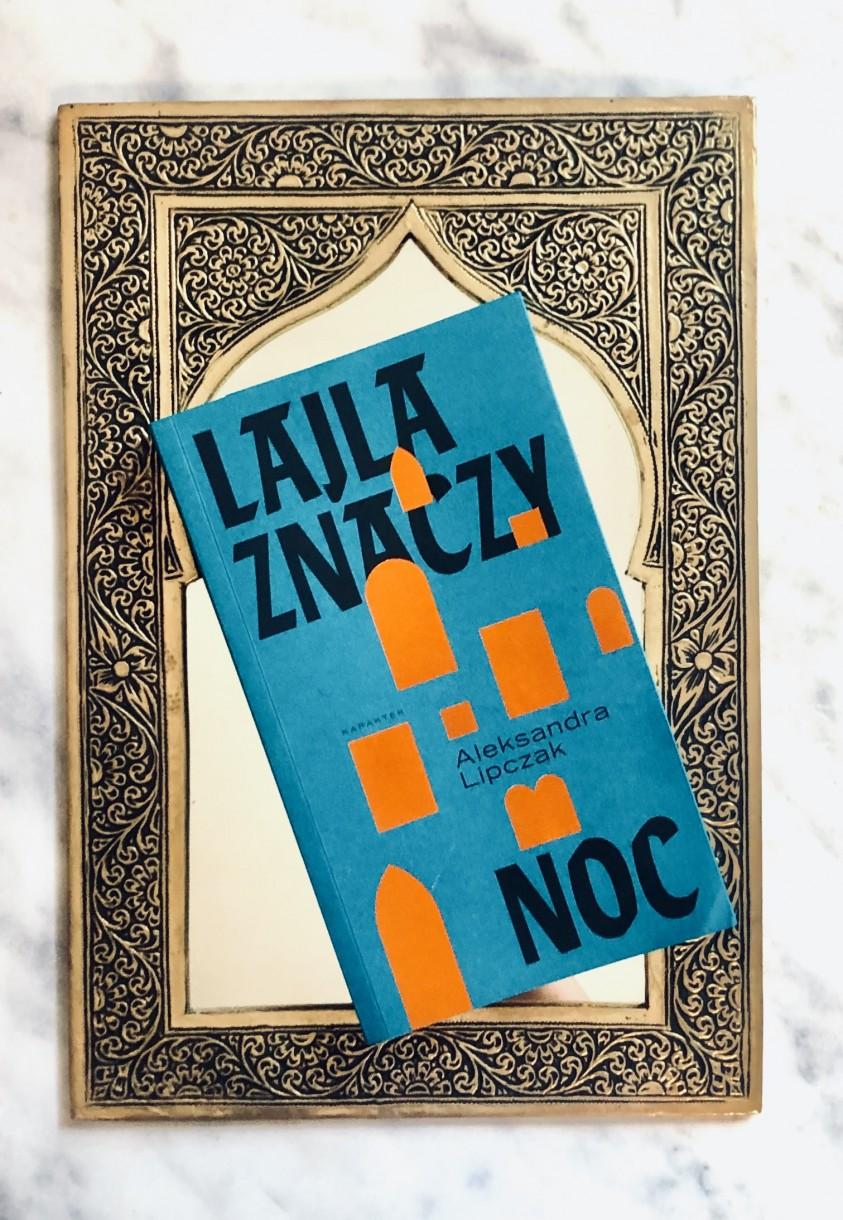 Książka Lajla znaczy noc dostępna jest wsklepie internetowym Lente pod tym linkiem