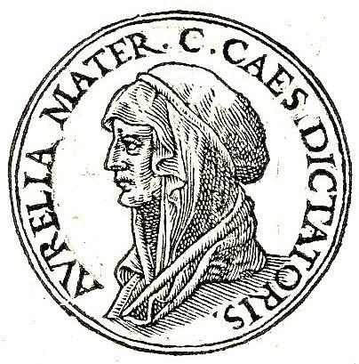 Aurelia Cotta – matka Juliusza Cezara