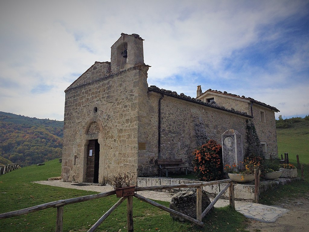 Kościół wSan Pietro della Ienca