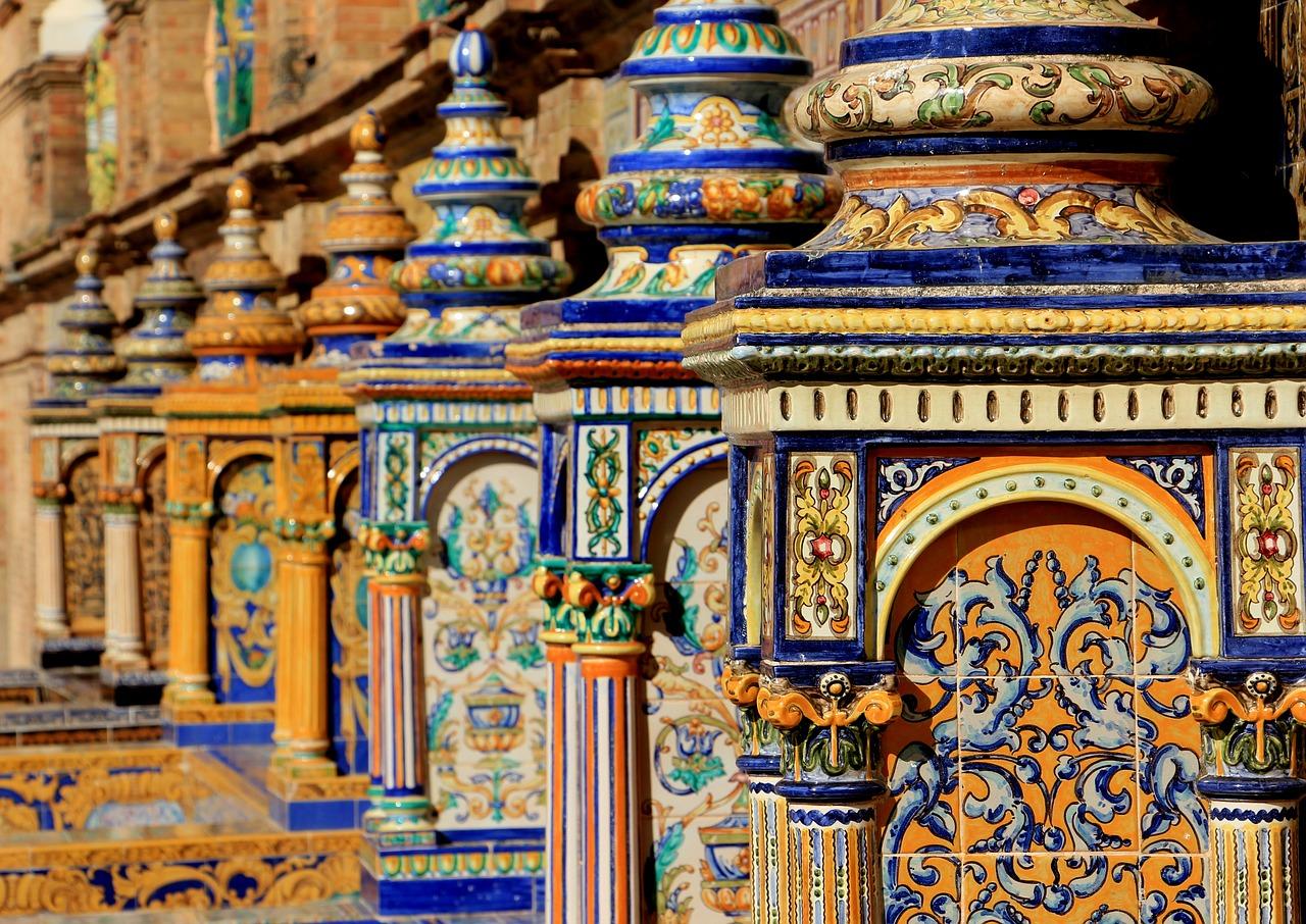 Azulejos wSewilli