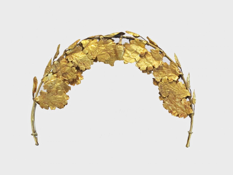 5.Wieniec pogrzebowy I-II w.n.e, Rzym