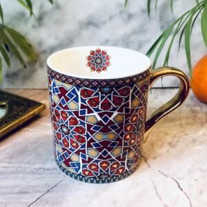 Kubek Alhambra rojo