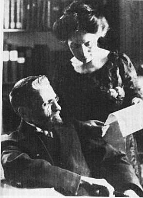 Eliezer iHemda Ben Jehuda, ok. 1912 roku