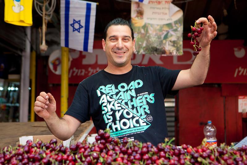 Karmel, fot. Tel Aviv_ Carmel Market _5_ Dana Friedlander_IMOT / Flickr