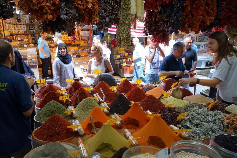 Bazar Egipski, fot. Binder.donedat / Flickr, CC BY-ND 2.0