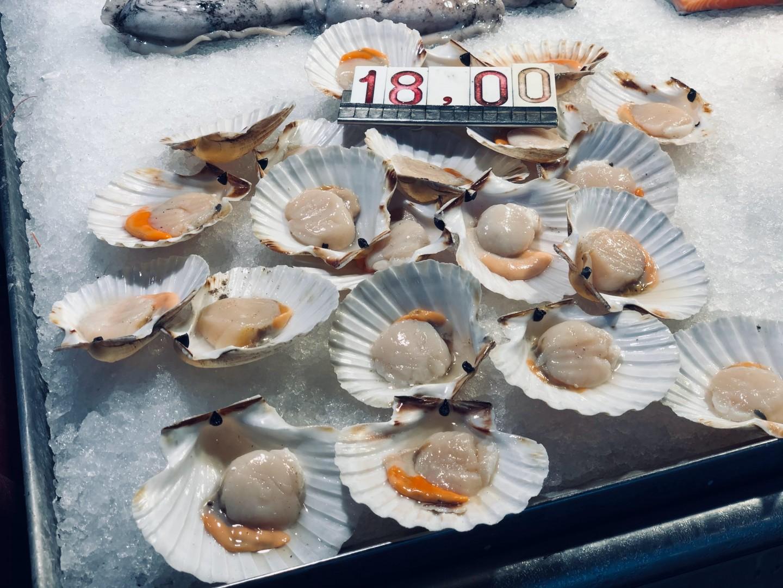Rialto ijego morskie smakołyki