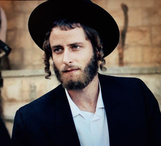 Akiwa Shtisel grany przez izraelskiego aktora Michaela Aloniego