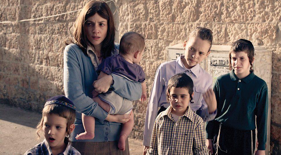 Rodzina znajduje się wcentrum społecznego ireligijnego życia Żydów