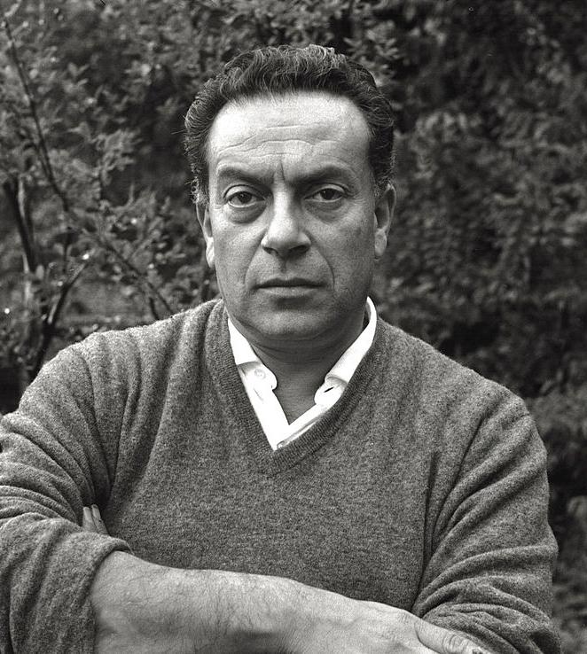 Renato Guttuso w1960 roku