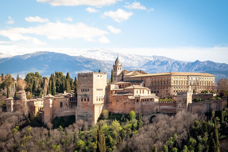 Alhambra wGrenadzie