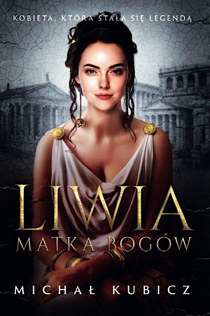 Książka Liwia. Matka bogów jest do nabycia wnaszym sklepie pod tym linkiem