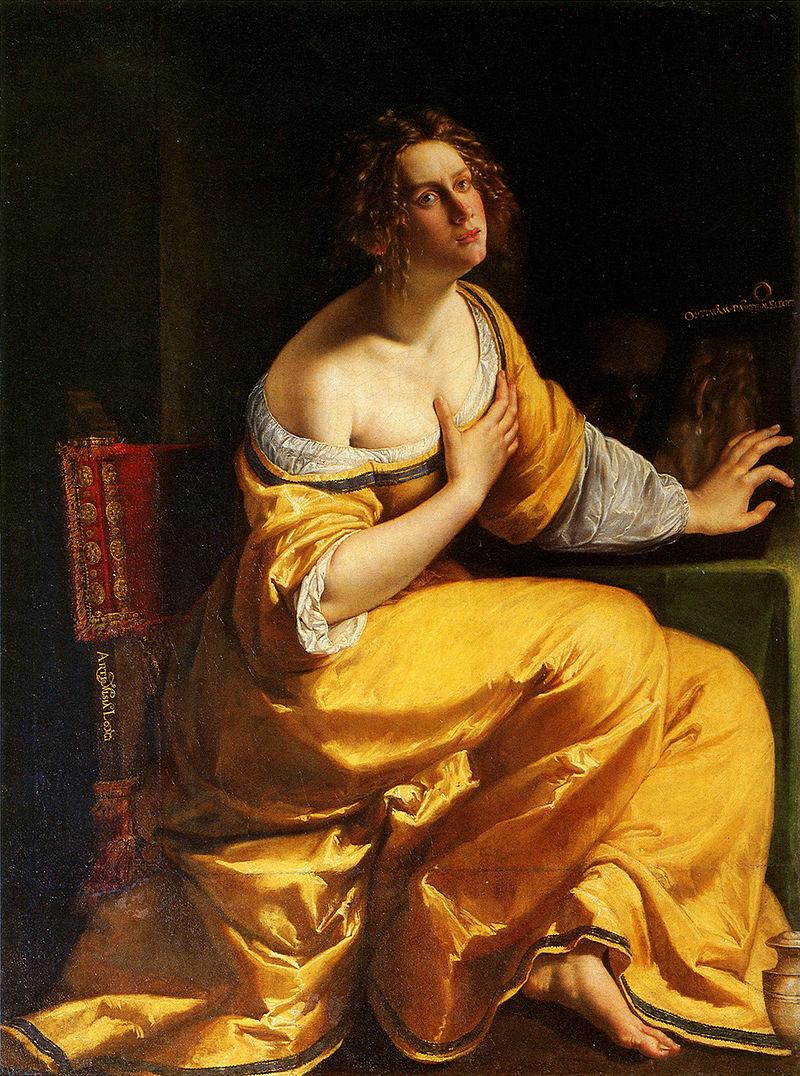 Nawrócenie Marii Magdaleny (1615)