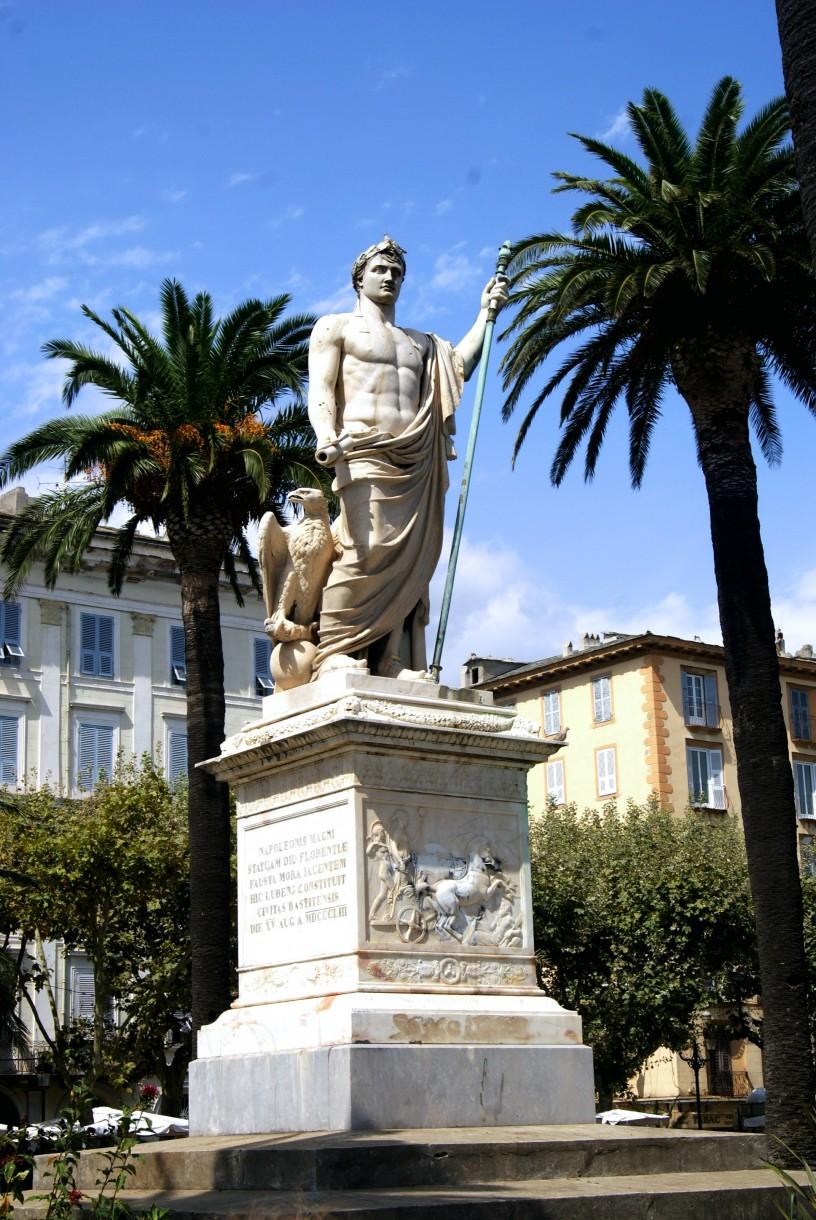 Pomnik Napoleona, fot. Renia Respondek