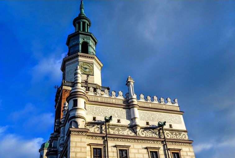 Poznański Ratusz, fot. Weekend Wayfarers / Flickr, CC BY 2.0