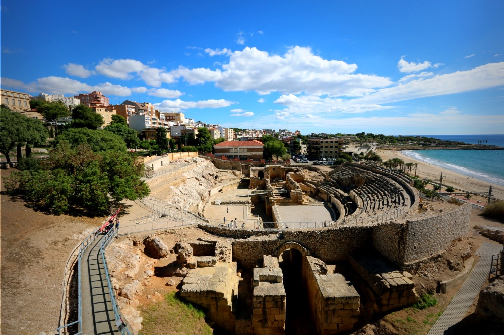 Tarragona, fot. Juan Antonio Segal Flickr, CC BY 2.0