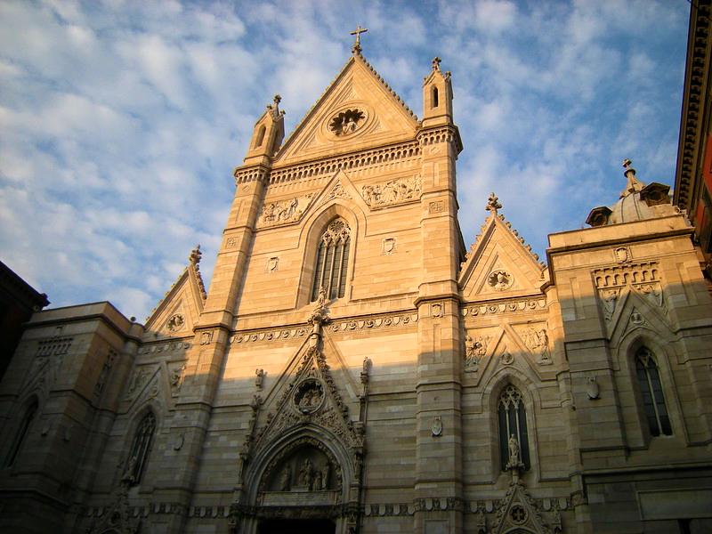 Katedra wNeapolu, fot. Leandro Neumann Ciuffo / Flickr, CC BY 2.0