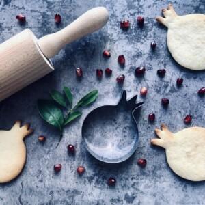 W sklepie Lente znajdziesz kilka produktów nawiązujących kształtem do owocu granatu. Wypróbuj nasze foremki do ciasta!