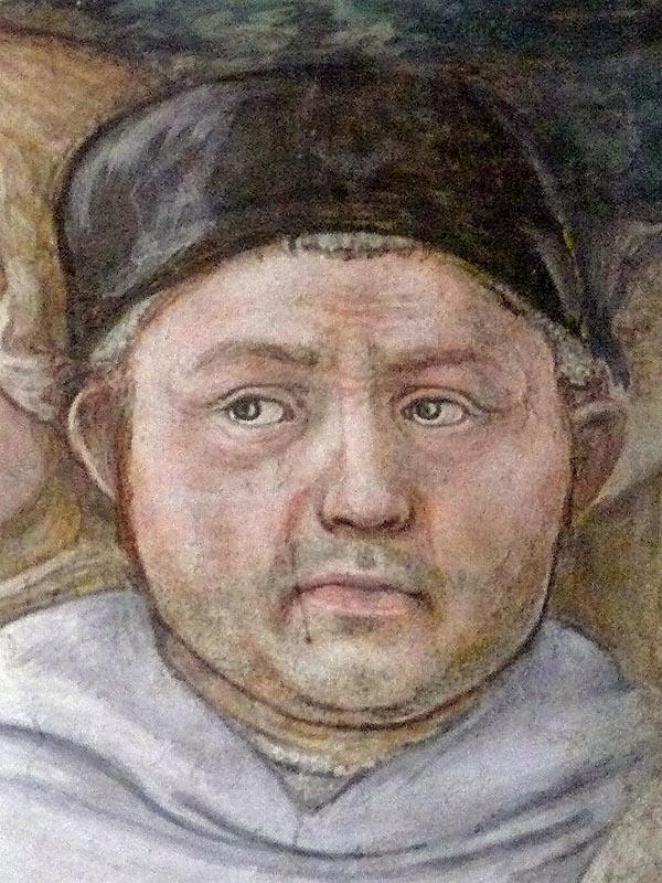 Autoportret Filippa Lippiego
